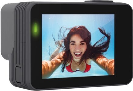 GoXtreme Manta 4K action cam zwart