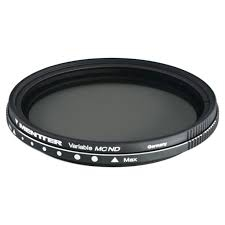 Mentter variable HD ND 67mm Pro 4-1000 filter