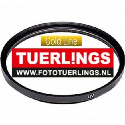 Tuerlings Gold Line 62mm Multi-coated UV filter