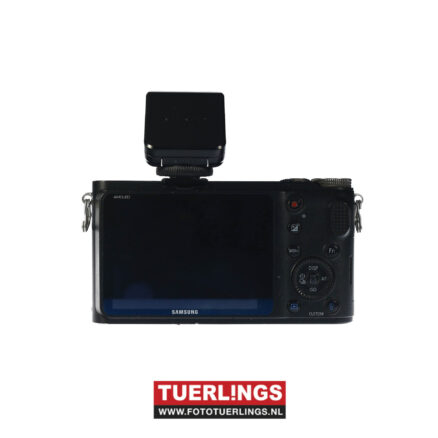 Samsung NX 200 + 18-55mm occasion