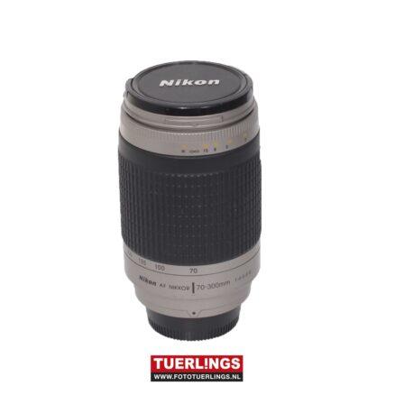 Nikon AF-S 70-300mm f/4.-5.6G occasion