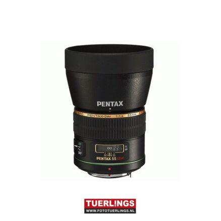 Pentax SMC-DA 55mm F1.4 SDM occasion