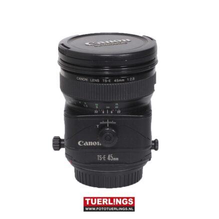 Canon TS-E 45mm f/2.8 occasion