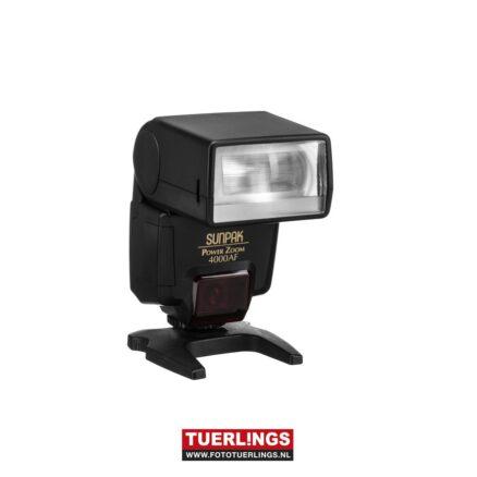 Sunpak Power Zoom 4000AF voor Canon occasion