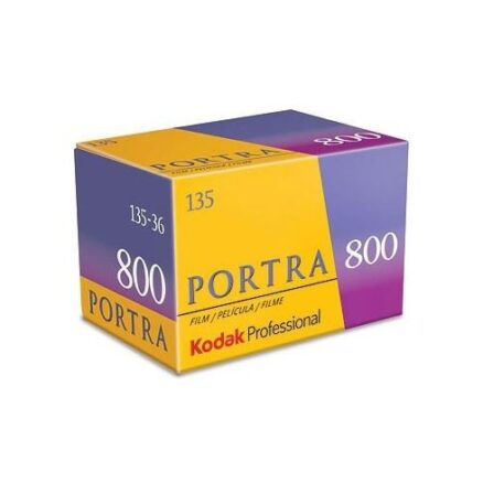Kodak Portra 800 135 kleurenfilm 36 opnamen