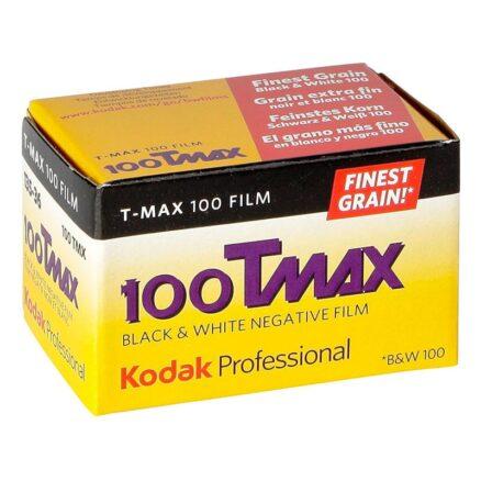 Kodak T-Max TMX 100 135 zwart-wit film met 36 opnames (135/36)