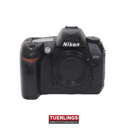 Nikon D70s Spiegelreflex camera occasion