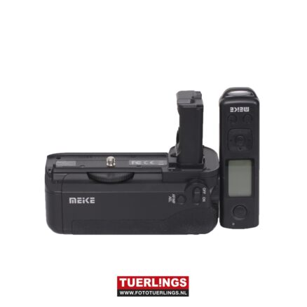 Meike Batterijgrip + Remote voor de Sony A7 / A7R / A7S MK-AR7 occasion