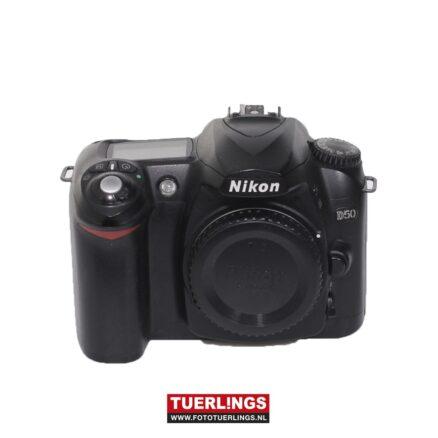 Nikon D50 spiegelreflex body occasion