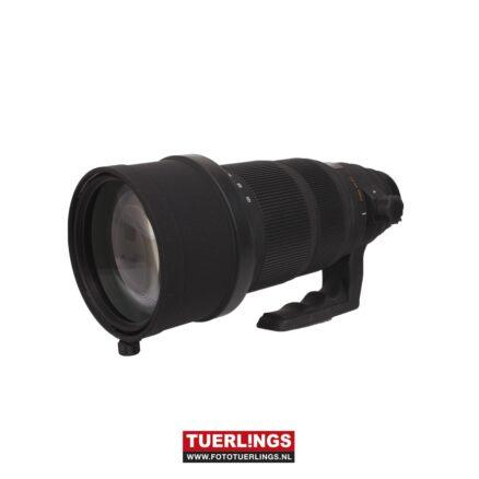 Sigma 120-300 mm 2.8 EX DG HSM voor Nikon occasion