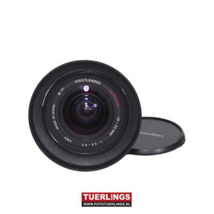 Voigtlander Ultragon AF II 19-35 mm f/3.5-4.5  occasion