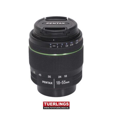 Pentax DAL 18-55mm f/3.5-5.6 AL WR  occasion