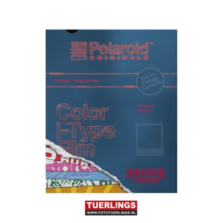 Polaroid Original color instant film for I-type Stranger Things