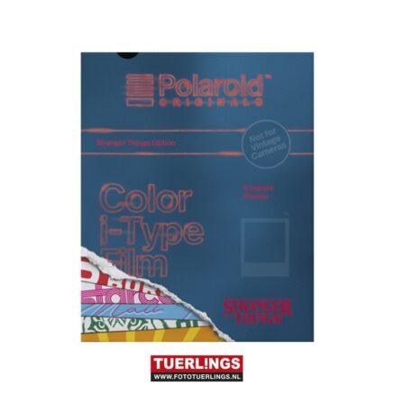 Polaroid Original color instant film for I-type Stranger Things