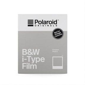 Polaroid Originals B&W instant film voor I-Type camera's