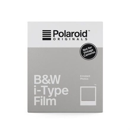 Polaroid Originals B&W instant film voor I-Type camera's