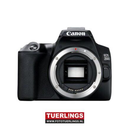 Canon EOS 250D Body, Zwart