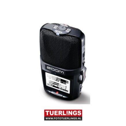 Zoom H2n portabler WAV/MP3 Recorder