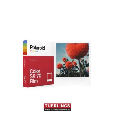 Polaroid Color instant film for SX70 directklaarfilm
