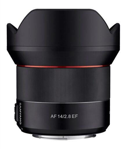 Samyang 14mm F2.8 AF Canon EOS EF