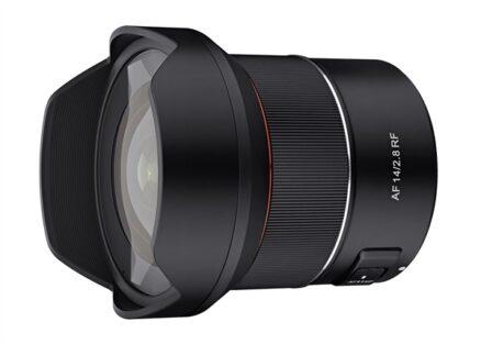 Samyang 14mm F2.8 AF Canon EOS R