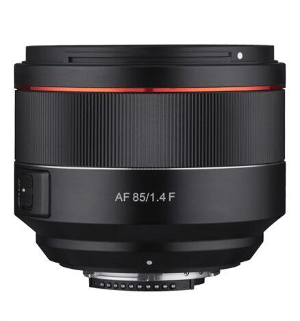 Samyang 85mm F1.4 AF Nikon F (FX)
