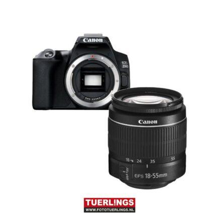Canon EOS 250D + EF-S 18-55mm IS STM + 1,8/50mm STM Kit