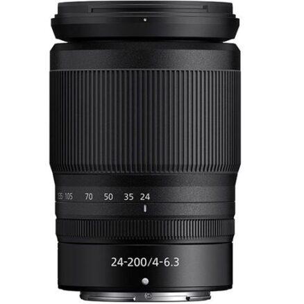 Nikon Nikkor Z 24-200mm F4.5-6.3 VR