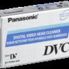 Panasonic Mini DV Head Cleaner Cassette
