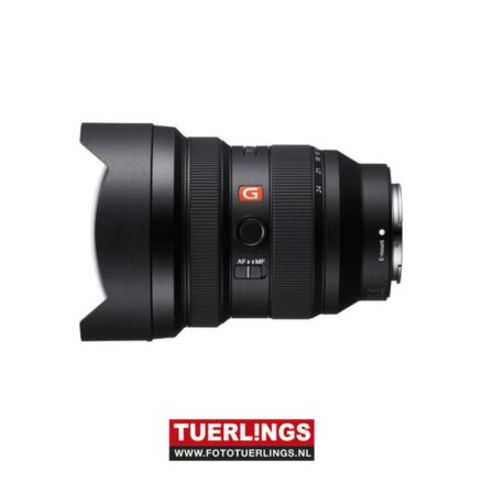 Sony FE 12-24mm F2.8 GM G-Master objectief