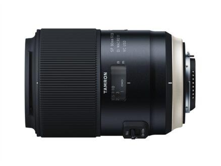 Tamron SP 90mm F2.8 Di VC USD macro 1:1 Nikon F (FX)