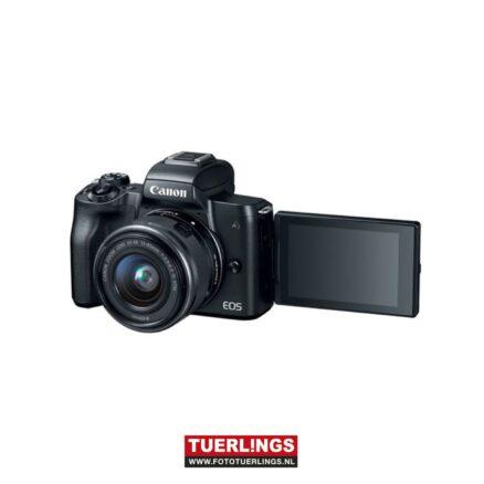 Canon EOS M50 zwart + 15-45mm IS STM-17031