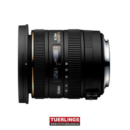 Sigma 10-20mm F3.5 EX DC HSM Canon AF