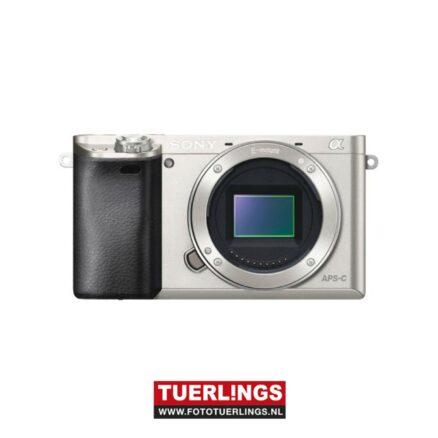 Sony A6000S / ILCE-6000S / ILCE6000S / A6000 body zilver