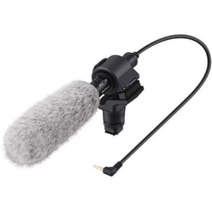 Sony ECM-CG60 actieve zoom microfoon, 3,5mm jack