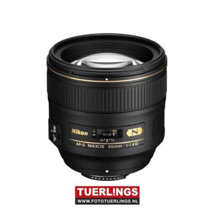 Nikon AF-S Nikkor 85mm F1.4G