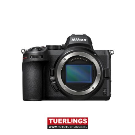 Nikon Z5 Body + FTZ Mount adapter