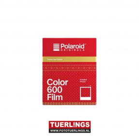 Polaroid Color instant film for 600 – Festive red edition