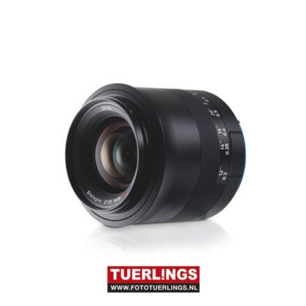 Zeiss Milvus 35mm F2.0 ZE Canon EF Demo lens