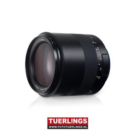 Zeiss Milvus 85mm F1.4 ZE Canon EF Demo lens