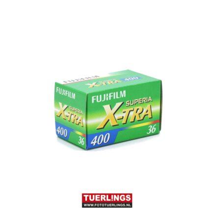 Fujifilm Superia X400 135/36EX EC 1