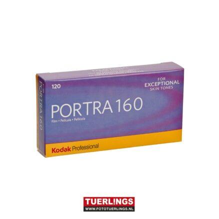 Kodak Portra 160 120 5 PAK