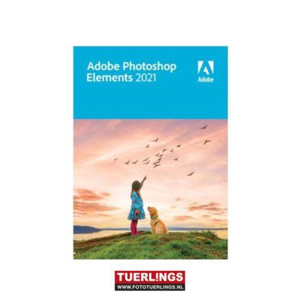 Adobe Photoshop Elements 2021 engels Mac/Win