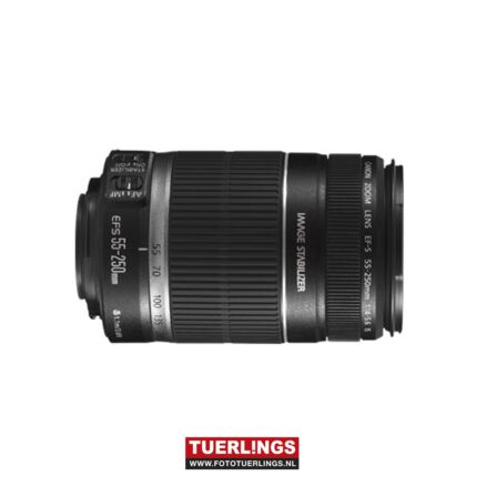 Canon EF-S 55-250mm f 4-5.6 IS occasion