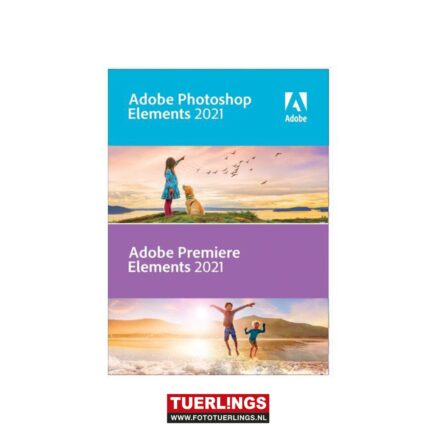 Adobe Photoshop & Premiere Elements 2021 engels Mac/Win