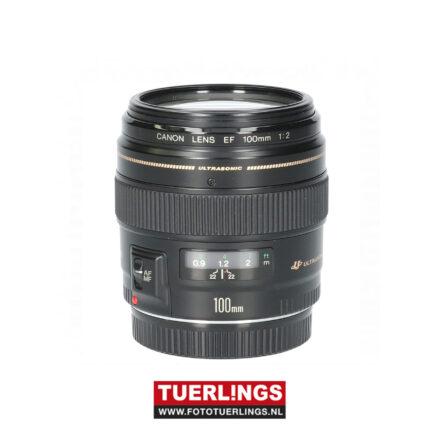 Canon EF100mm f2.0 USM occasion