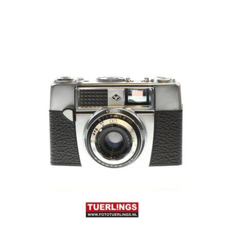 Agfa Silette-L kleinbeeld camera