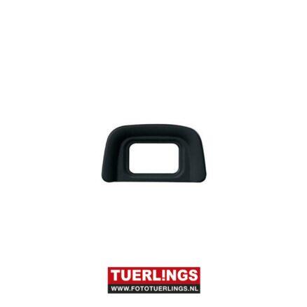 Tuerlings Gold Line DK-20 eyecup rubberen oogschelp voor Nikon D600 / D3100 / D3200 / D5200 / D70s / D40x