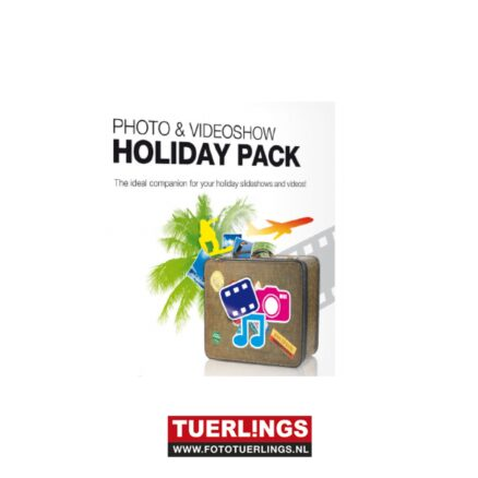 Magix Photo & Videoshow Holiday Pack