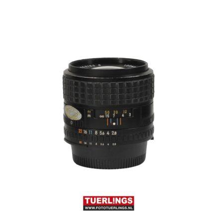 Nikon 100mm 2.8 E occasion